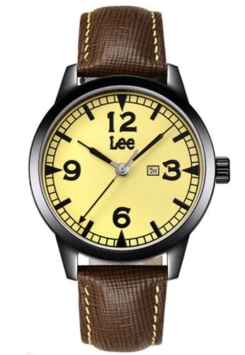 Lee brown Lee Metropolitan Gent Collection LE145AC31HXGSG_1