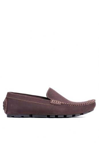 Tony Perotti brown Tony Perotti Loafers Bart - Brown 4DE91SH2E63110GS_1