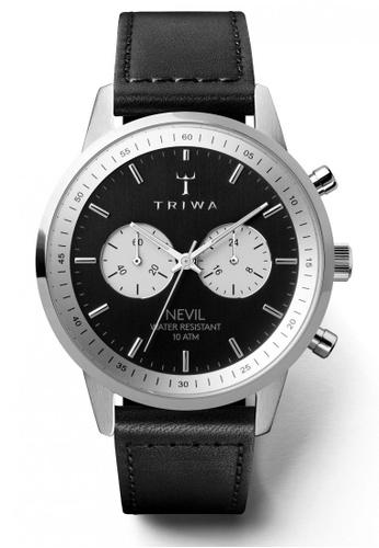 TRIWA silver Raven Nevil D4F7DAC269B3FDGS_1