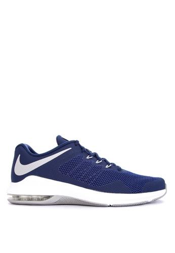 Nike blue Nike Air Max Alpha Trainer Shoes E590FSH523B8D0GS_1