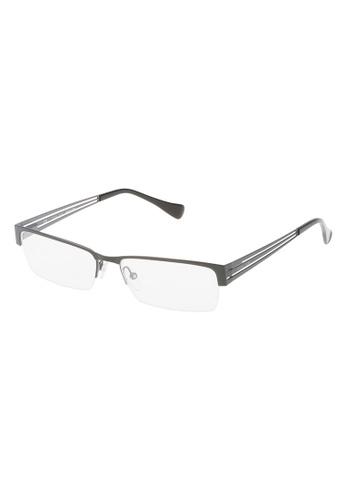 Police black POLICE Incisive 1 Eyeglasses VPL137 0S39 PO706AC15OXCMY_1