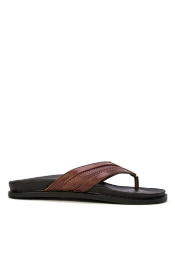 ALDO brown Qyllan Sandals A4DFDSHC6B6570GS_1