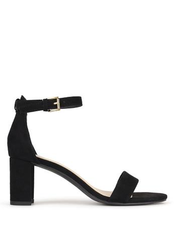 Betts black Seduce Low Block Heels 17F7CSH553016EGS_1