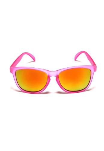2i's to eyes pink and orange 2i's Sunglasses - Ava 2I983AC32ZUHHK_1
