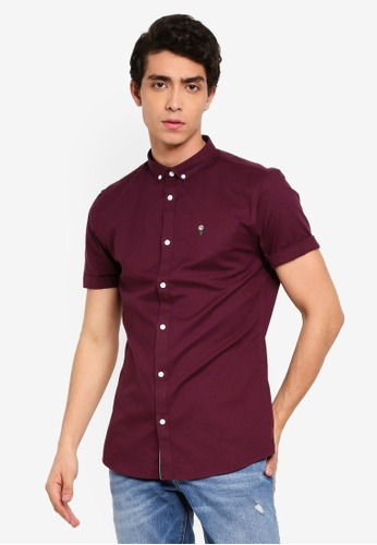 5c4baac7 Short Sleeve Oxford Shirt