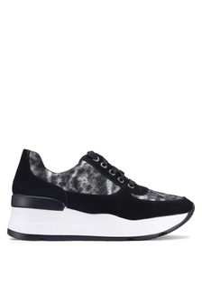 5d781b170a02 Mixed Textured Sneakers 66C47SH7A5870CGS 1