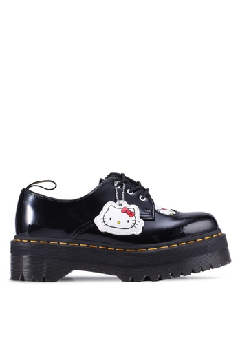 Hello Kitty Shoes Buy Dr. Martens Hello Kitty 1461 Quad 3 Eye Shoes Online | ZALORA Malaysia