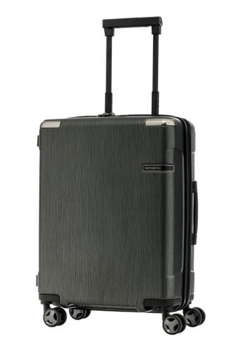 Samsonite black Samsonite Evoa Spinner 55/20 C163CACC0A17EBGS_1