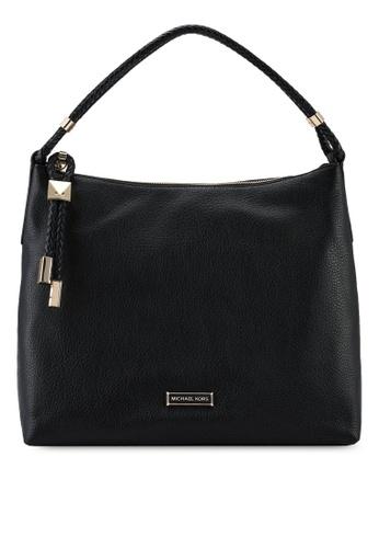 MICHAEL KORS black Lexington L Shoulder Bag (zt) 96ECEACA307BDDGS_1