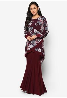 Layered Baju Kurung