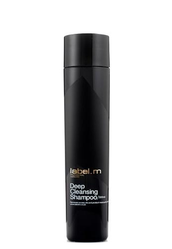 label.m black Deep Cleansing Shampoo 300ml LA590BE19CJWSG_1