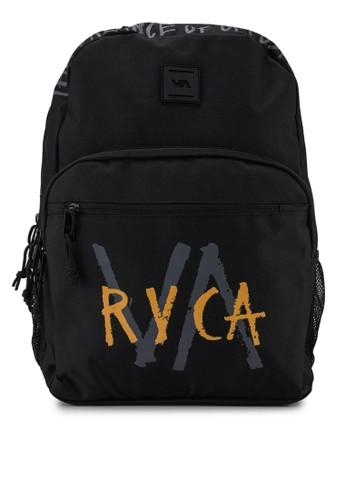 RVCA black RVCA Sands Backpack F967BACFE9F3CFGS_1