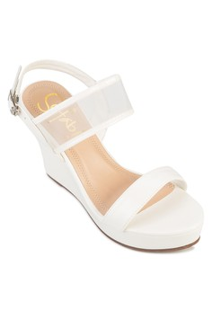 Celia Wedge Sandals