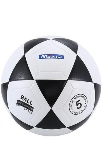 Maxstar black and white SOCCER BALL NO 5 MAXSTAR ORIGINAL 5A747AC82D301BGS_1