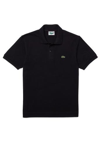 Lacoste navy Men's Lacoste Classic Fit Organic Cotton Piqué Polo Shirt 56DD5AACB030E4GS_1