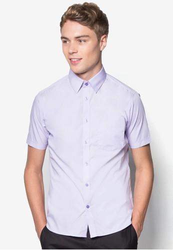 esprit 品牌基本款棉質短袖襯衫, 服飾, 服飾