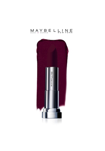 Maybelline n/a Maybelline Color Sensational Powder Matte Lipstick - Rosewood Red [#PowderYourPout - Inti-Matte Nudes Collection] MA673BE0IZLTPH_1