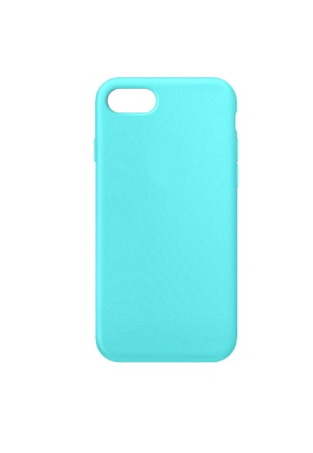 MobileHub blue iPhone 7 Soft Silicone Case Rubberized Finish 8D260ACEC3F0F3GS_1