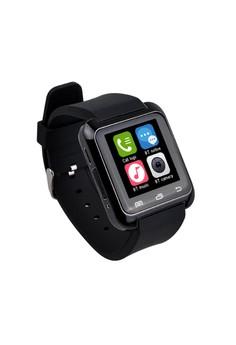 Bluetooth Smart Watch for Smart Phones - Black