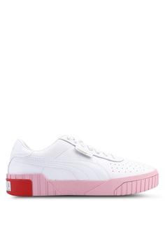 Puma white Sportstyle Prime Cali Women s Sneakers 47B30SH747BC8AGS 1 7a955dd56963