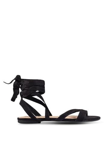 Billini black Daska Sandals BI606SH0RT32MY_1