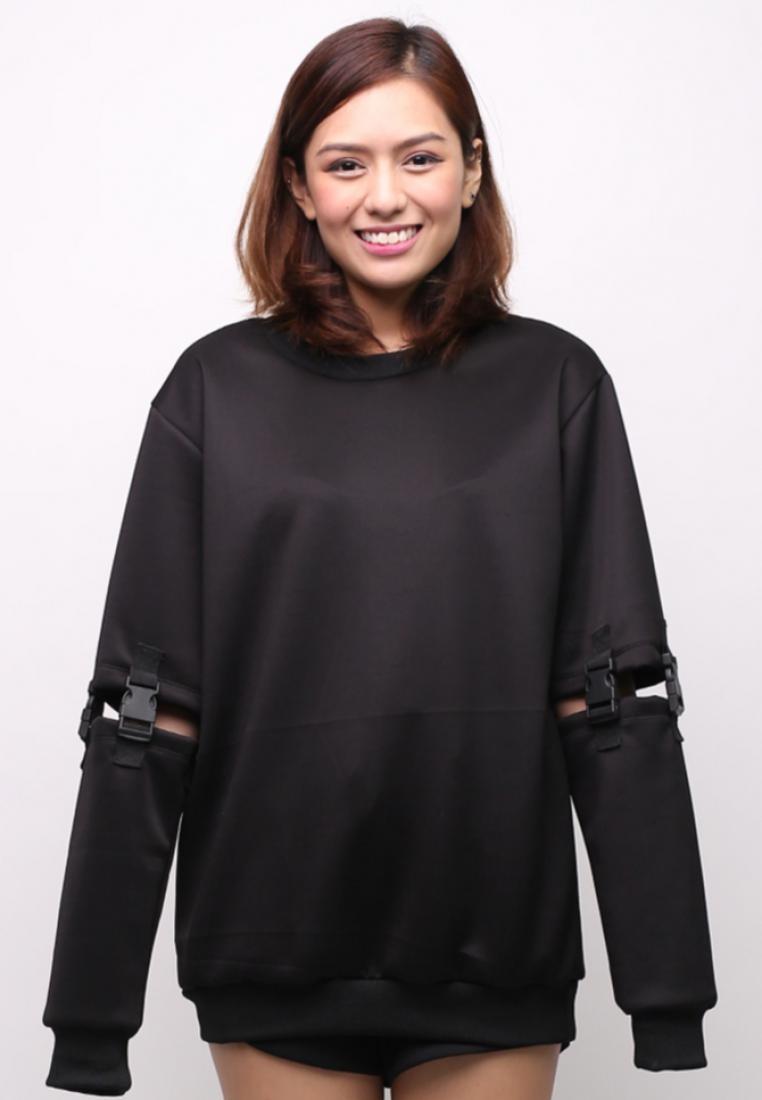 Side Release Sweater