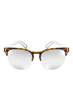 Polly Clubmaster Style Sunglasses 16925-Y
