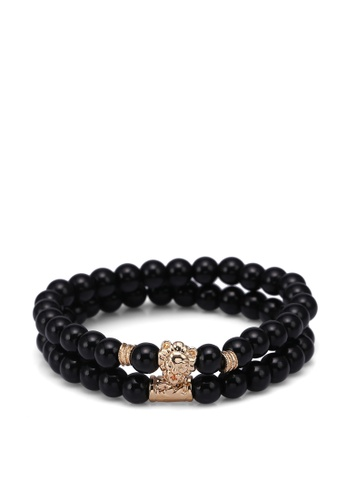 ALDO black Moosburg Bracelet AB40EACE466E11GS_1