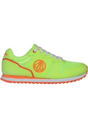 paperplanes green Paperplanes-1181-1 Causal Camp Walking Sneakers Shoes US Women Size PA355SH98PIVSG_1