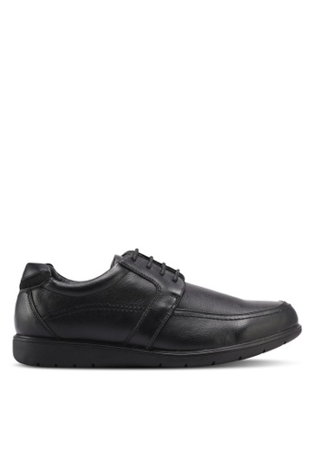 Bata black Comfit Cade Sneakers C3F5ESH074CA19GS_1