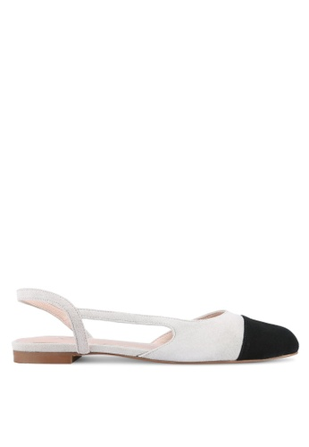 House of Avenues grey Casual Flats HO685SH0RRB2MY_1