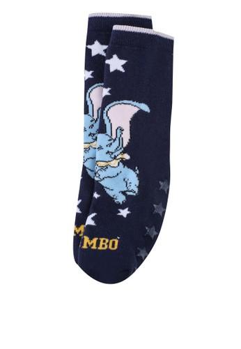 OVS multi Short Dumbo Slipper Socks 20C69KA621EF9DGS_1