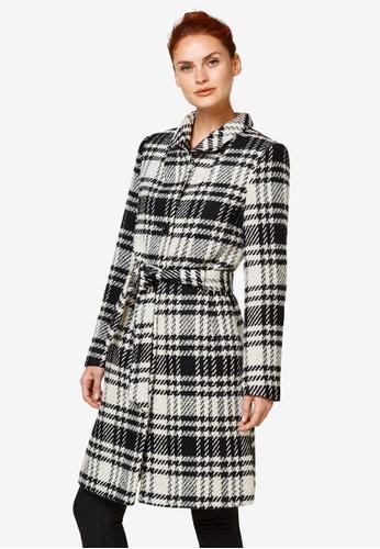 ESPRIT black Woven Regular Coat 5597DAA1C781D0GS_1