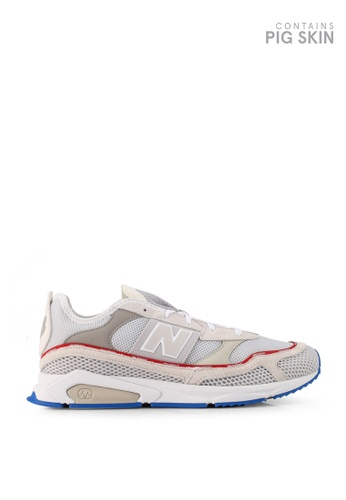 New Balance grey X-Racer Lifestyle Shoes 5F235SHCE02B78GS_1