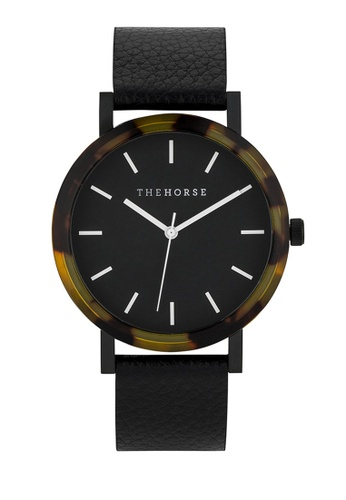 The Horse black The Resin Watch B6290AC4182FF6GS_1