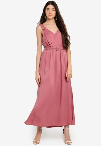dacfd5ecd Imogen Metal Trim Maxi Dress