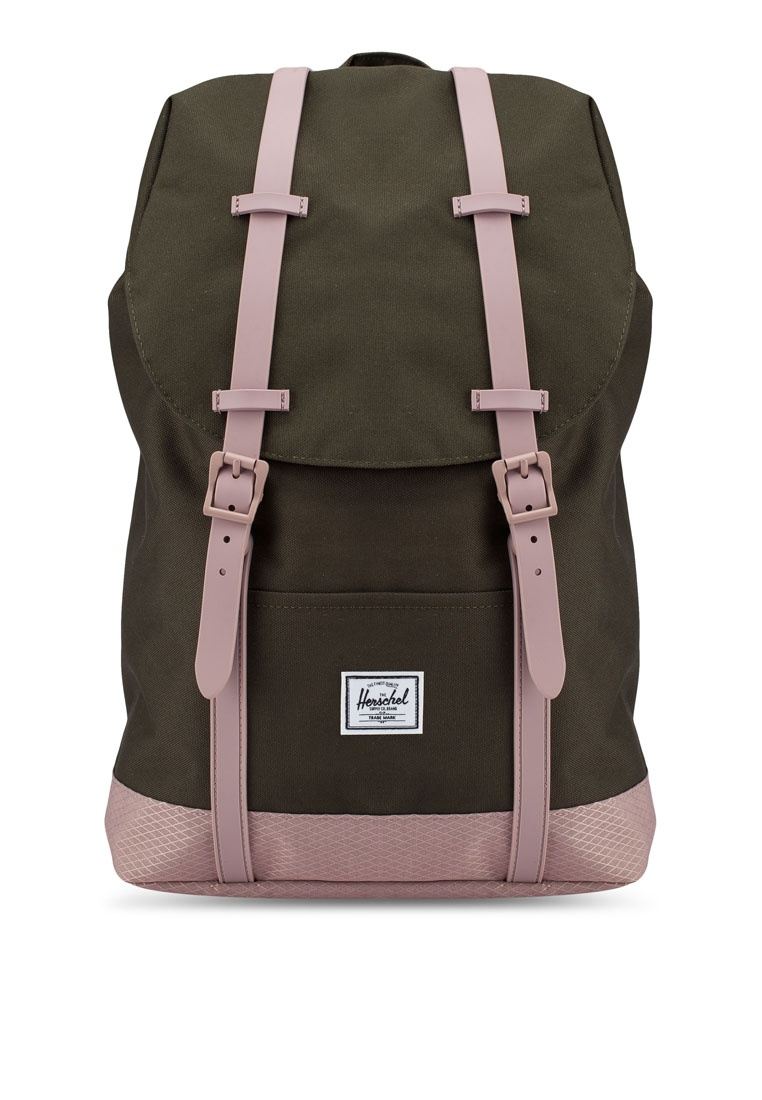 cb7e5b1bc525 Friday Ash Retreat Volume Black Herschel Forest Night Backpack Rose Mid  xCw7qz6wZ ...