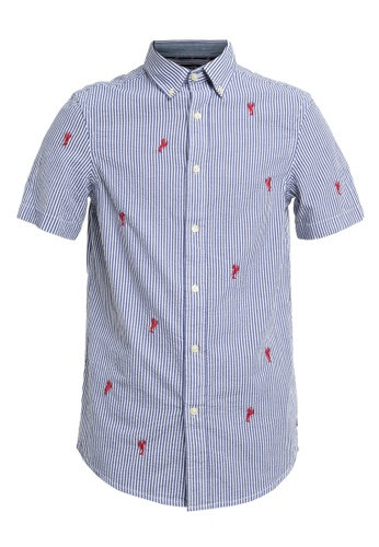 Buy chaps chaps short sleeve sport shirt online zalora for Chaps shirts on sale