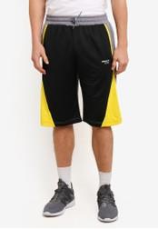 2GO black Basketball Shorts 2G729AA0S5VZMY_1