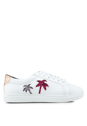 Circus by Sam Edelman white Vanellope Sneakers 507EASH5667820GS_1
