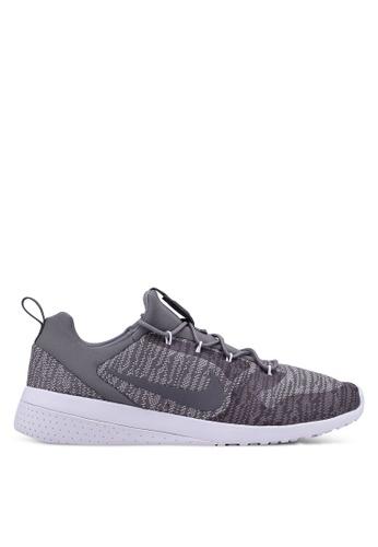 Nike grey Nike Ck Racer Shoes 3C24ESH3BF4EF8GS_1