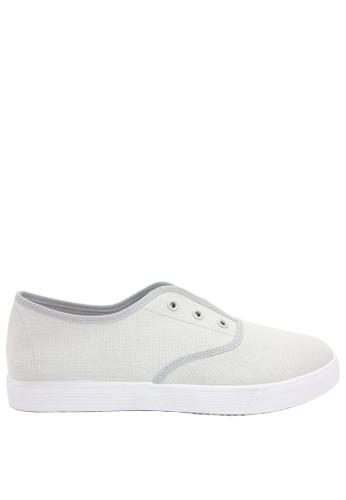 Dr. Kevin grey Dr. Kevin Men Sneakers Slip On 9313 - Grey 045ACSHEDF7961GS_1