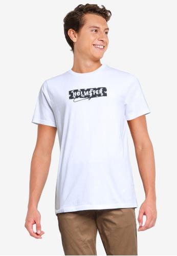 Hollister 白色 Emea T恤 28BD3AA27F0C0EGS_1
