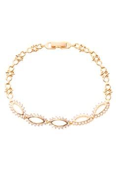 Tiffany Tennis Cubic Zircon Bracelet