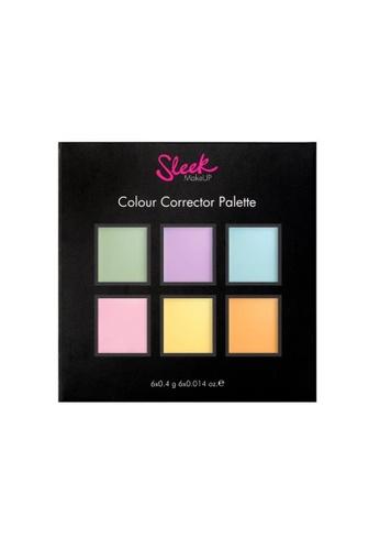 Sleek multi Sleek MakeUP Colour Corrector Palette 082 SL667BE0RO50MY_1