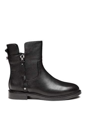 Byford black Lloyd Leather Boots B2AA5SHB9F5A05GS_1
