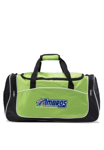 Tihua 24&q尖沙咀 esprituot; 撞色兩用旅行袋, 運動, 行李袋