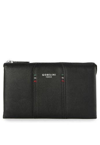 Gobelini black Phillipe Pouch (M-8605-2) 6804FAC966C249GS_1