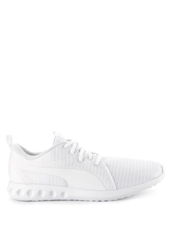 PUMA white Carson 2 Shoes FD2ADSHA2F6E9BGS_1