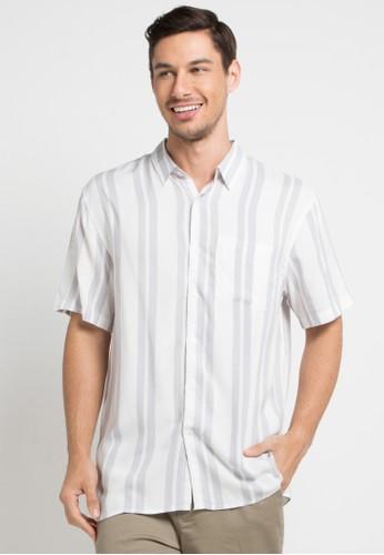 Billabong white Cosmo Ss Shirt FB4CAAA924483CGS_1